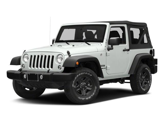 2018 Jeep Wrangler Sport Ripley WV | Charleston Parkersburg Pomeroy