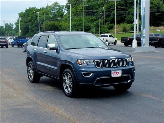 2020 jeep grand cherokee limited ripley wv charleston parkersburg pomeroy west virginia 1c4rjfbg3lc384425 i 77 chrysler jeep dodge ram