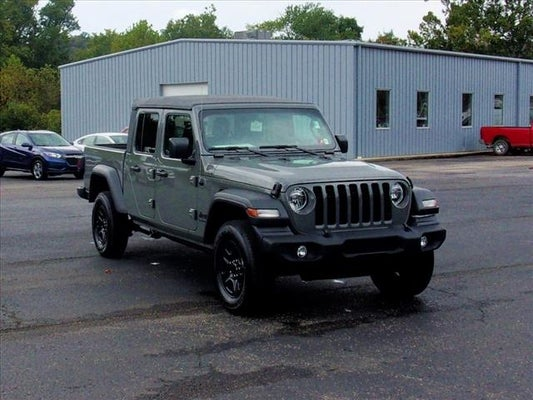 2021 jeep gladiator sport ripley wv charleston parkersburg pomeroy west virginia 1c6hjtag8ml510671 2021 jeep gladiator sport