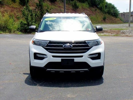 2020 Ford Explorer Xlt Ripley Wv Charleston Parkersburg Pomeroy West Virginia 1fmsk8dh4lgb64831